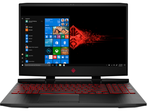 "HP Omen dc0000nj 4UF89EA, 15.6"", 256GB SSD + 1TB, 16G RAM, Intel Core i7-8750HQ, Windows 10"