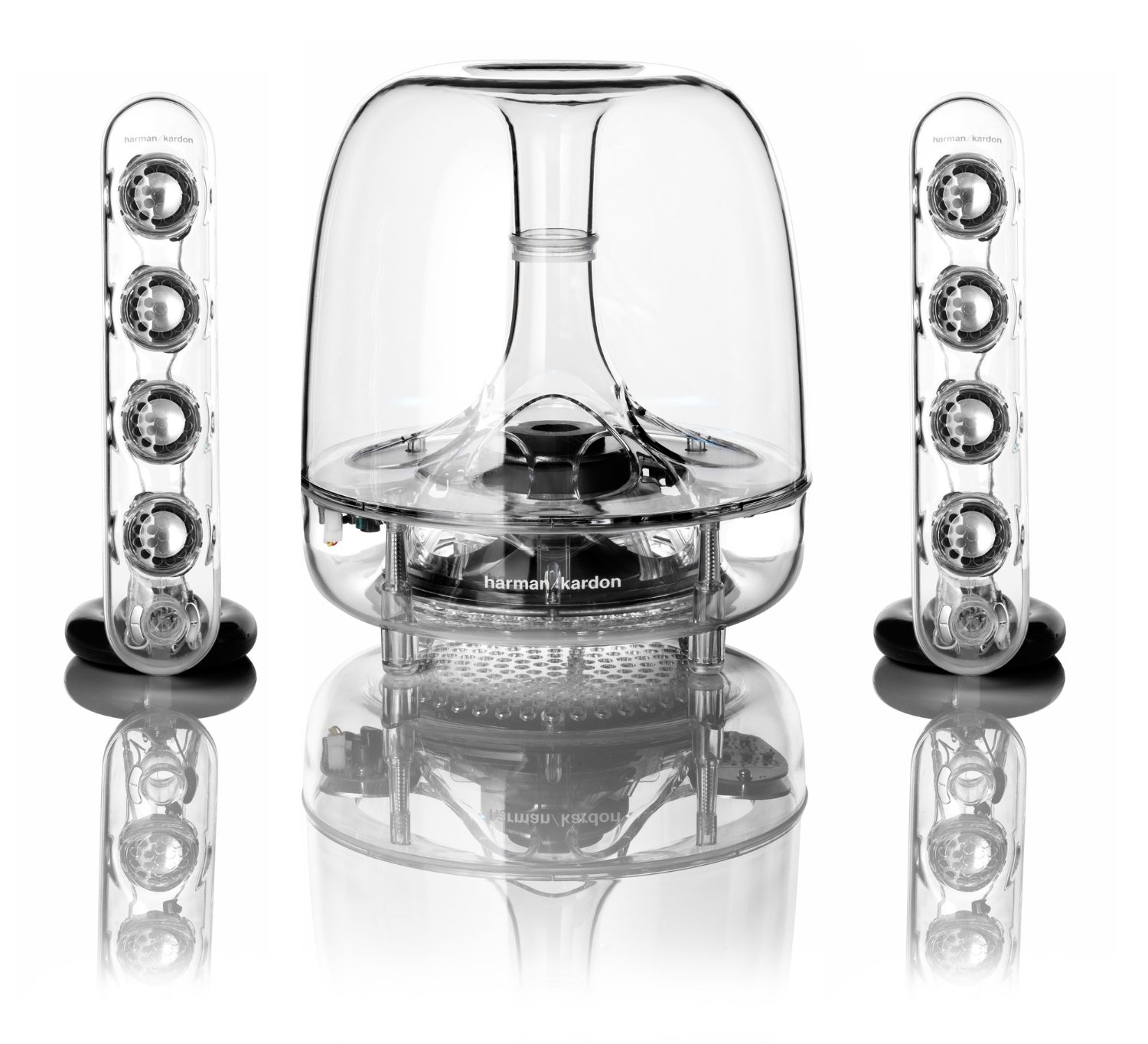 רמקול למחשב Harman Kardon SoundSticks Wireless