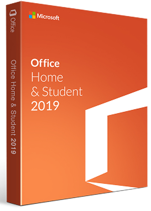 תוכנה למחשב אופיס Microsoft Office Home and Student 2019