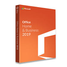 תוכנה למחשב אופיס Microsoft Office Home and Business 2019