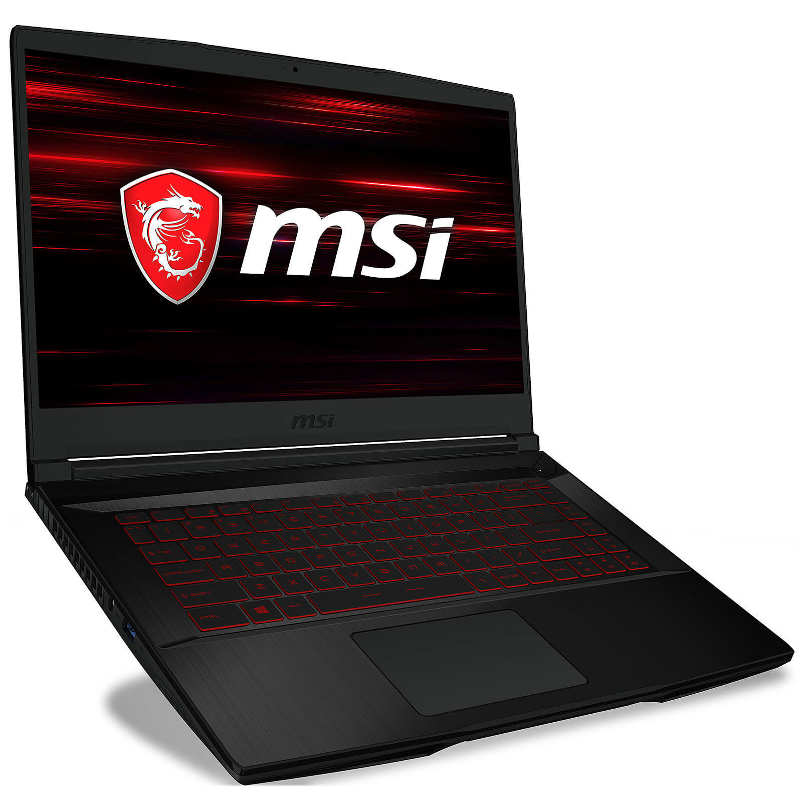 "MSI GF63 Thin 9RCX, 15.6"", 512GB SSD, 16G RAM, Intel Core i5-9300H, Windows 10"