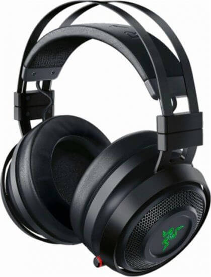 אוזניות גיימינג RAZER Nari Ultimate – HyperSense